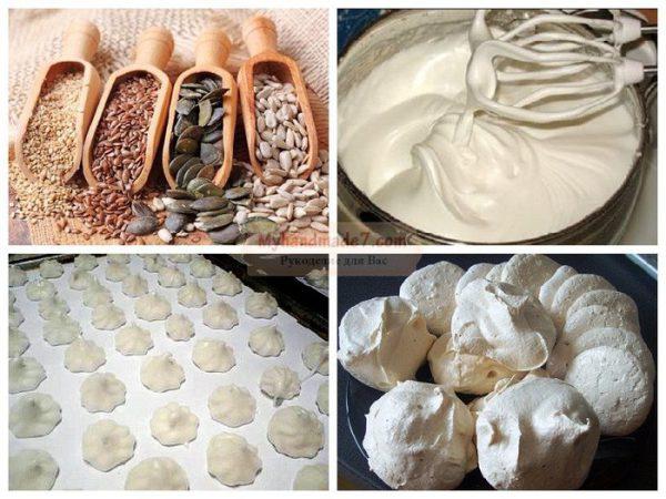 Творожные печеньки с ванилином на скорую руку - рецепт пошаговый с фото