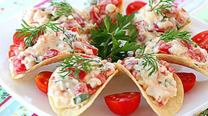 Салат закуски рецепты с фото
