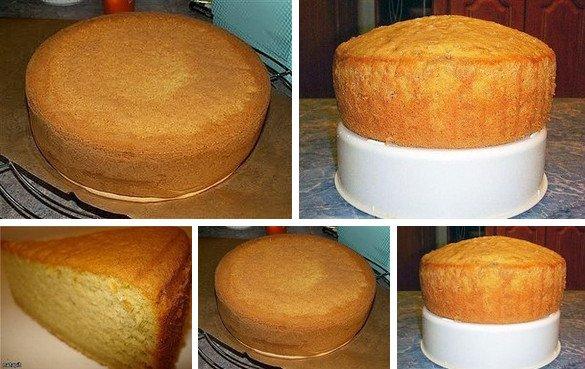 Рецепт торт лимонад