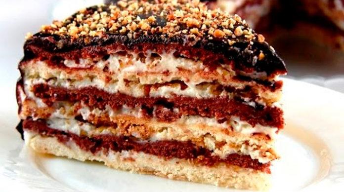 Простой рецепт вкусного и простого торта в домашних условиях