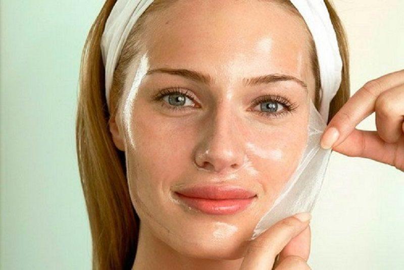 как можно очистить лицо от веснушек