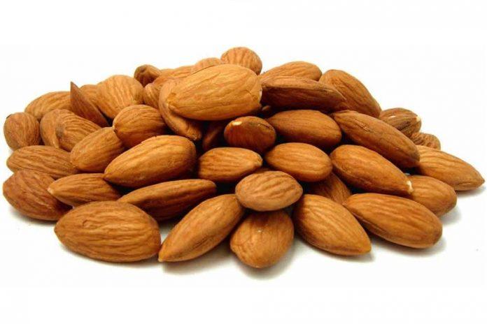 миндаль снижает холестерин или нету