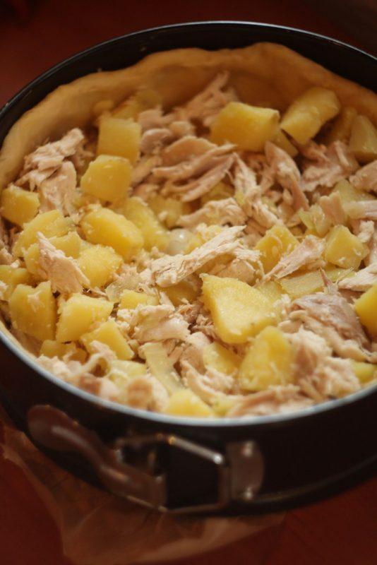 салат с мясом и маринованными огурцами рецепт