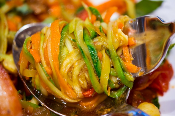 кабачки по-корейски рецепт с фото