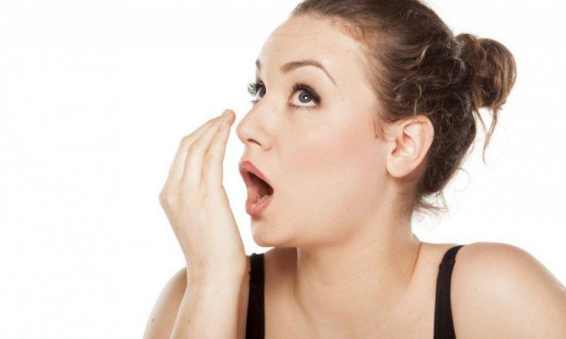 запах изо рта стоматология