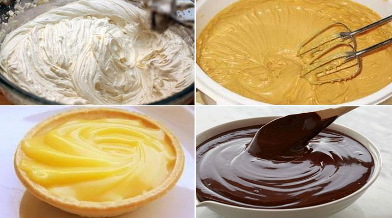 Крем заварной для торта рецепт с фото пошагово