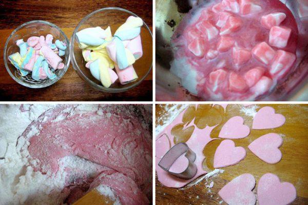 Из чего делают мастику на торт в домашних условиях фото