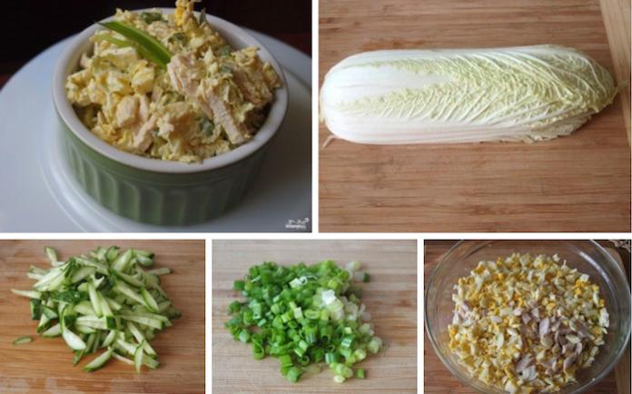 Как крошить пекинскую капусту в салат