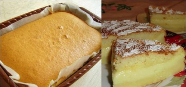 Самое вкусное пирожное!