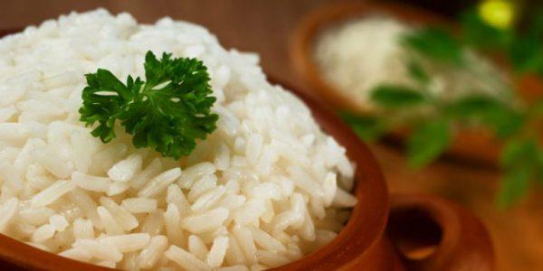Рисовый гарнир за 3 минуты