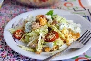 ТОП-6 вкусных нежных салатов с пекинской капустой