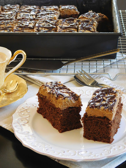 Ореховый торт с кофейным кремом – можно приготовить всегда, когда хочется чего-нибудь сладенького!