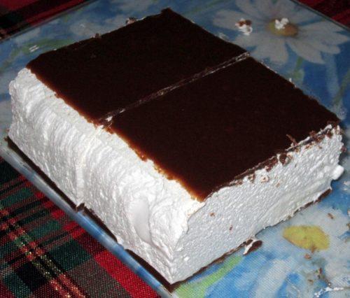 Торт из птичьего молока в домашних условиях 939