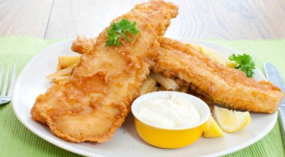 Рыба жареная — шесть разных вариантов кляра