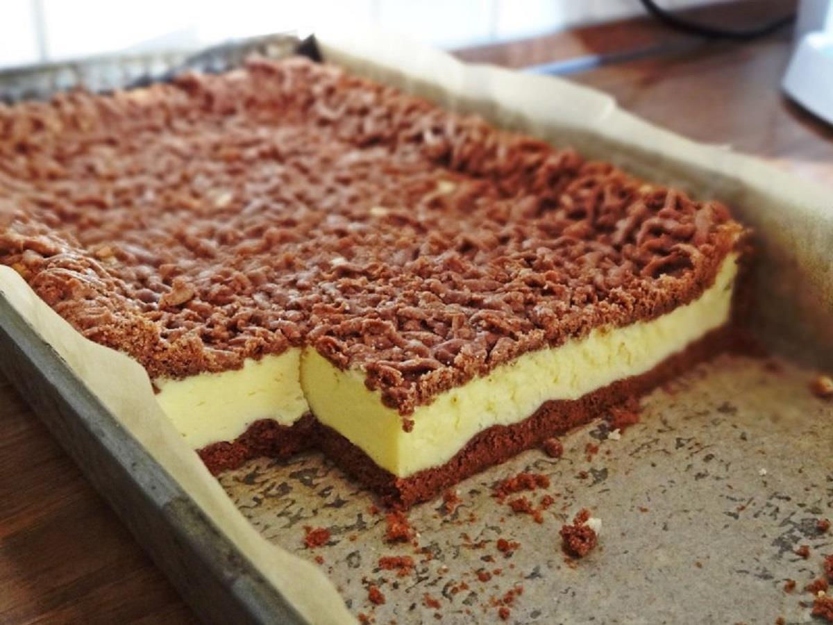 """Пирожное """"Сэндвич"""" – для настоящих ценителей творожных десертов! Идеально подходит для детских праздников."""