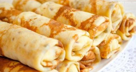 Лайфхак: Очень вкусные блины на кипятке | ЛайфХак 365